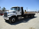 2013 Freightliner 114SD T/A Roll-Back Tow Truck,