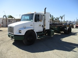 2003 Freightliner FL70 S/A Roll-Off Truck,