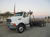 2005 Sterling LT9500 T/A Roll-Off Truck,
