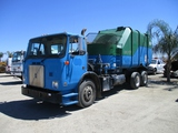 Volvo WX T/A Garbage Truck,