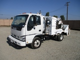 2006 Isuzu NPR COE S/A Toilet Service Truck,