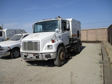 2003 Freightliner FL70 S/A Sweeper Truck,