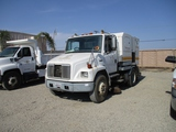 2002 Freightliner FL70 S/A Sweeper Truck,