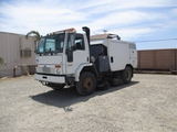 2007 Sterling SC8000 S/A Sweeper Truck,