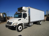 2010 Hino 268 S/A Reefer Truck,