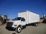 2013 Ford F750 XL S/A Box Truck,
