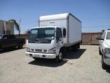 2007 Isuzu NQR S/A Box Truck,