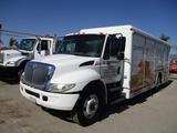 2005 International 4200 S/A Beverage Truck,