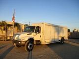 2002 International 4300 S/A Beverage Truck,