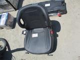 Unused Equipment Suspension Seat