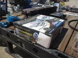 Roof Top Cargo Carrier W/Hitch Mount
