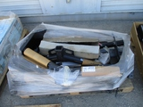 Lot Of Hitch Receivers,
