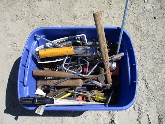 Lot Of Misc Shop Tools,