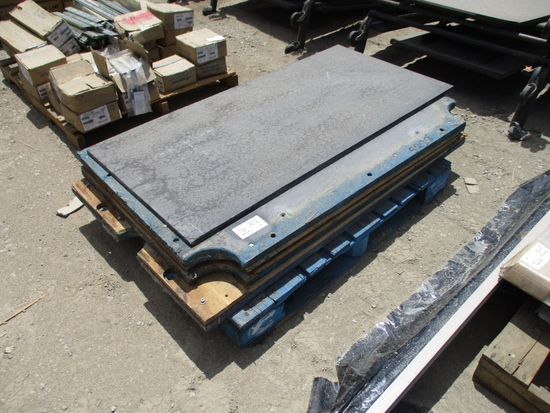 Heavy Duty Disassembled Wood Table Top