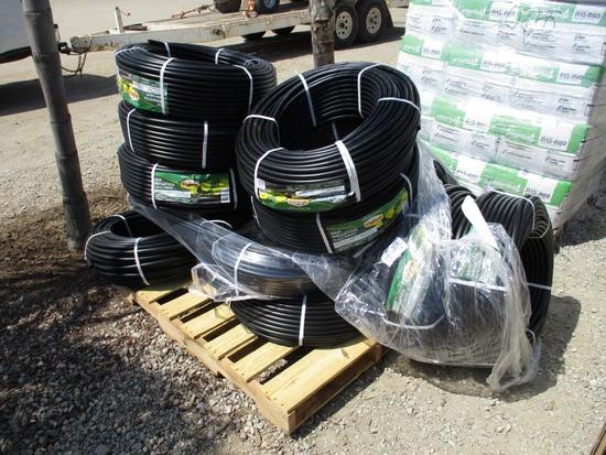 Lot Of Vigoro Drip Irrigation Tubing,