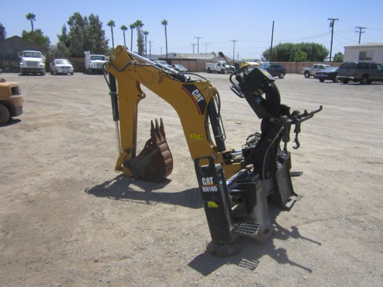 2006 Caterpillar BH160 Backhoe Attachment, | Auctions Online