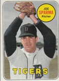 JOE SPARMA 1969 TOPPS CARD #488