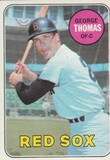 GEORGE THOMAS 1969 TOPPS CARD #521