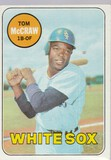 TOM MCCRAW 1969 TOPPS CARD #388