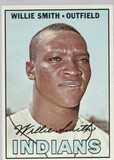 WILLIE SMITH 1967 TOPPS CARD #397