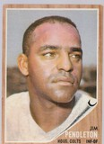 JIM PENDLETON 1962 TOPPS CARD #432