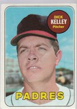 DICK KELLY 1969 TOPPS CARD #359