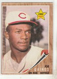 JOE GAINES 1962 TOPPS ROOKIE CARD #414