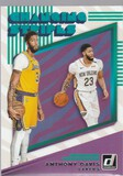 ANTHONY DAVIS 2019/20 DONRUSS CHANGING STRIPES INSERT #3