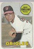 MIKE CUELLAR 1969 TOPPS CARD #453