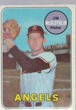 JIM MCGLOTHLIN 1969 TOPPS CARD #386