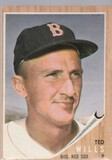 TED WILLS 1962 TOPPS CARD #444