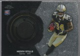 KENNY STILLS 2013 TOPPS CHROME ROOKIE JERSEY CARD