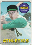 JOE NOSSEK 1969 TOPPS CARD #143