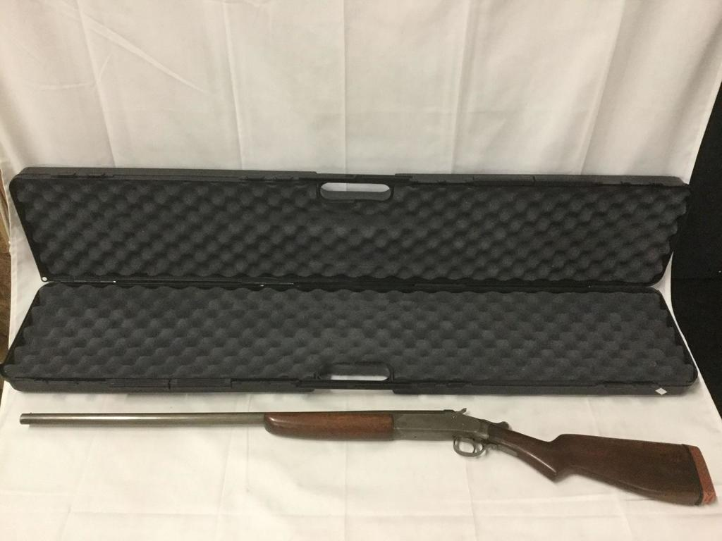 Iver johnson serial number history