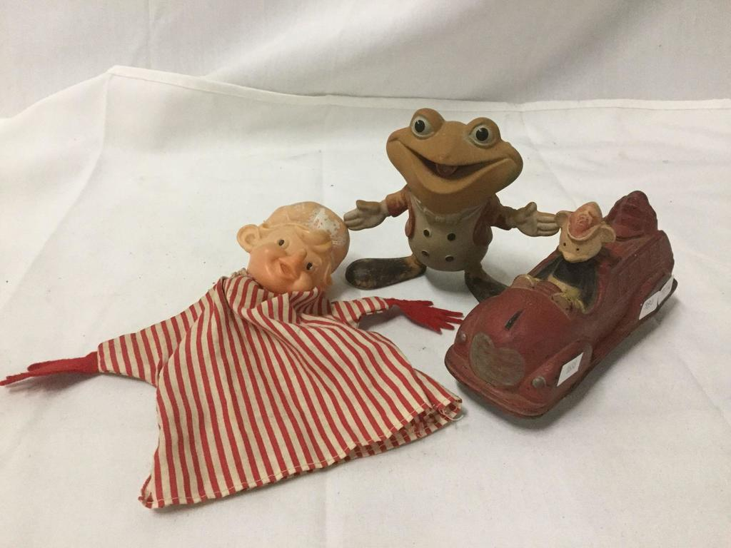 30\'s-40\'s antique toys - Sun R... Auctions Online | Proxibid