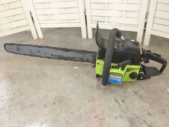 Poulan Counter Vibe 4000 Type 2, chainsaw | Estate