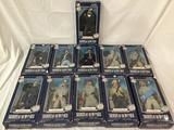 11x Soldiers of the World - Civil War 1861-1865 doll collection in original boxes, made by Formative