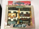 Echo Classic Rail Train in original box. Engine, 3 Cars , Track.