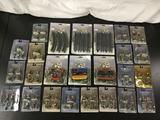 8x SEALED military aircraft plastic model kits (6x no boxes) , 1/72 scale; AirFix Focke-Wulf Fw