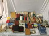 Large collection of antique & modern German lit incl. 1950 German ed. of The Little Prince