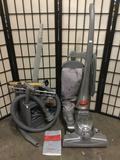 Kirby Sentria Vacuum w/ multiple attachments/accessories - also incl. owners manual as is