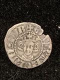 Rare 1272-1307 King Edward I Silver penny Medieval coin