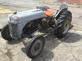 1940's Ford 8N tractor w/ flathead 4 engine, 540 PTO, 3 point hitch and landpride brush hog