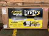 Lindy - Fish and Game Cleaning Station in open box, appears unused