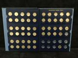 Collection of 48 silver Roosevelt dimes and 2 non silver coins - various dates