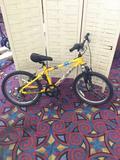 Kona Makena 13 inch aluminum yellow BMX Bicycle