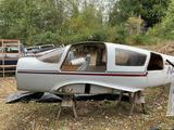 Air craft fuselage, from small single engine plane see pics and description