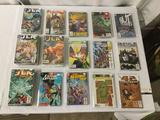 Lot of approx 140 mostly 1990s DC Comics incl. Batman, Superman, JLA, Cat Woman and more - see desc