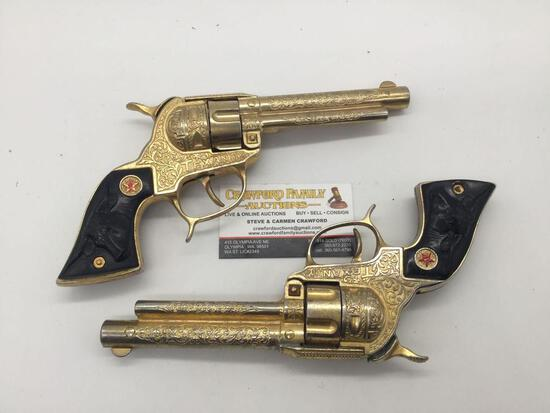 Oct. 19th Cap Guns, Primitives & Vehicle Auction