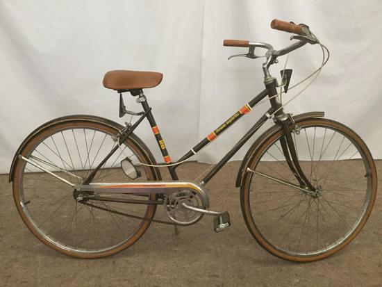 Vintage Sears Free Spirit 26 3-speed bicycle - rides fine as is